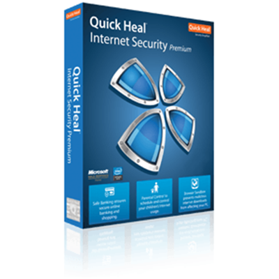 Quick Heal Internet Security - 1 User - 3 Year
